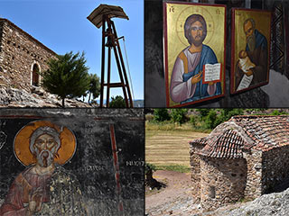 The Murals of Agios Nikolaos