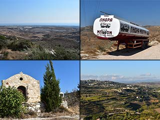 The Paphos to Polis Motorway - Part 1