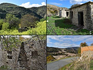Abandoned Villages: Gerovasa