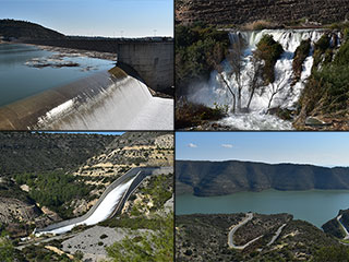 Kouris Dam Overflows!