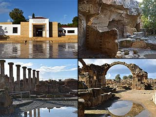 Paphos Archaeological Park - Summary