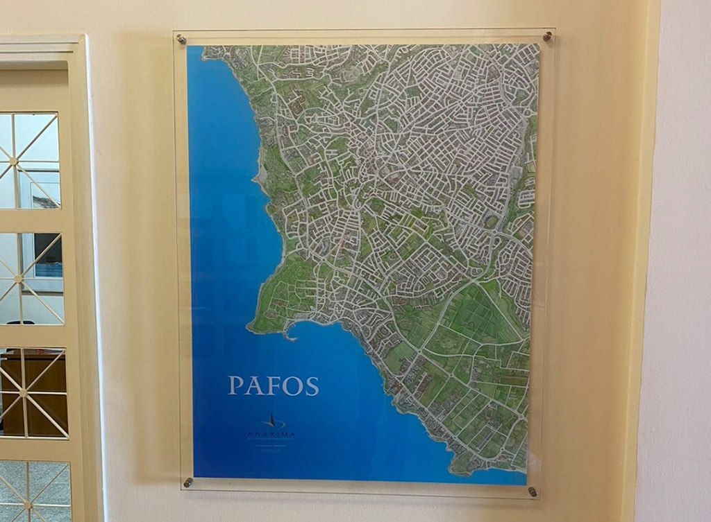 outstanding-illustrated-maps-of-paphos_01-municipality