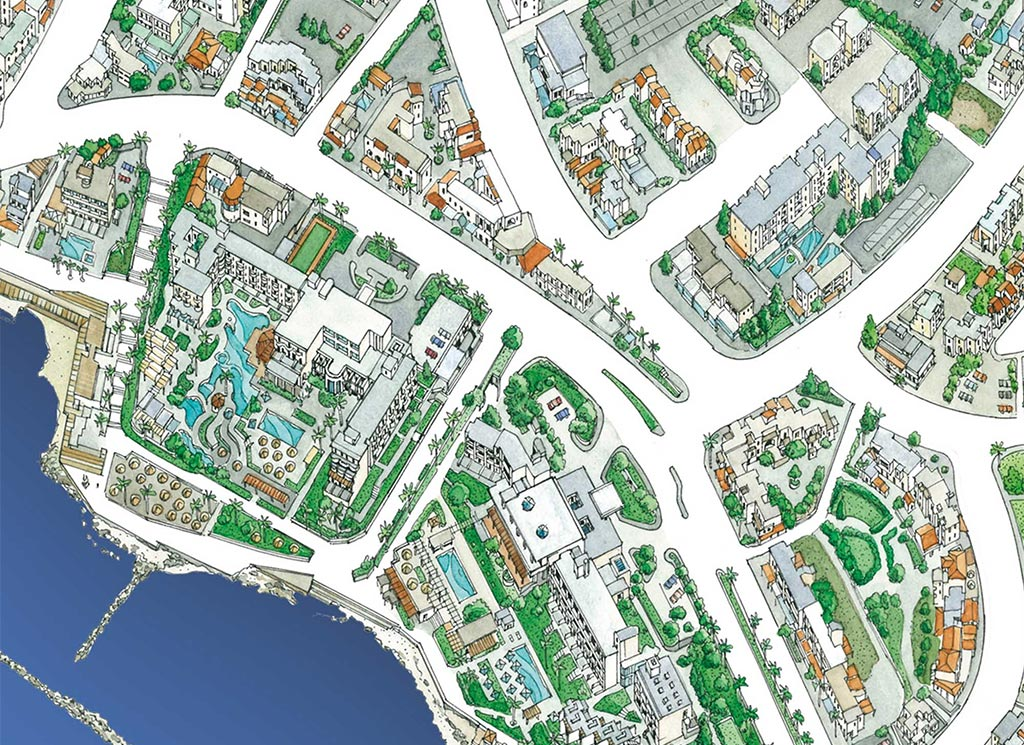 outstanding-illustrated-maps-of-paphos_02-pingouinos