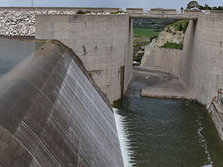 Asprokremmos Dam Revisited