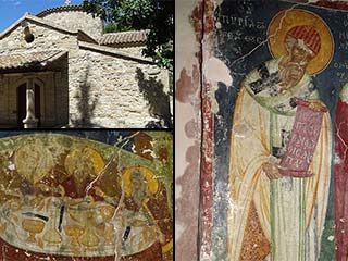 The Church of Saints Kerykos and Ioulitta