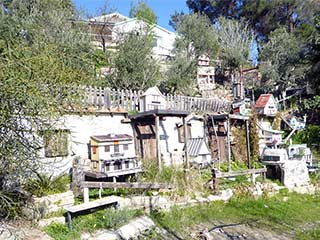 The Model Houses at Trimiklini