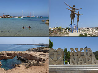 Postcard from Ayia Napa