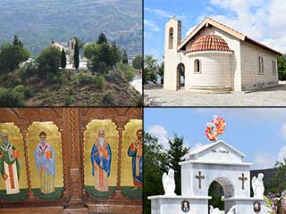 The Church of Chryseleousa