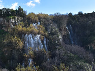 Trozena Waterfall