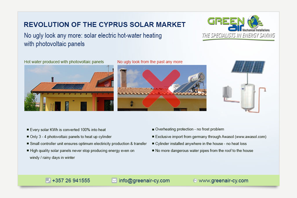 Green Air Solar Heating
