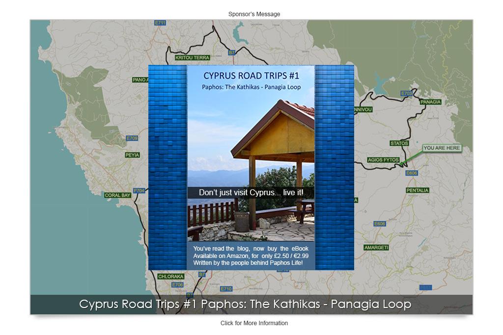 Paphos Road Trip 1