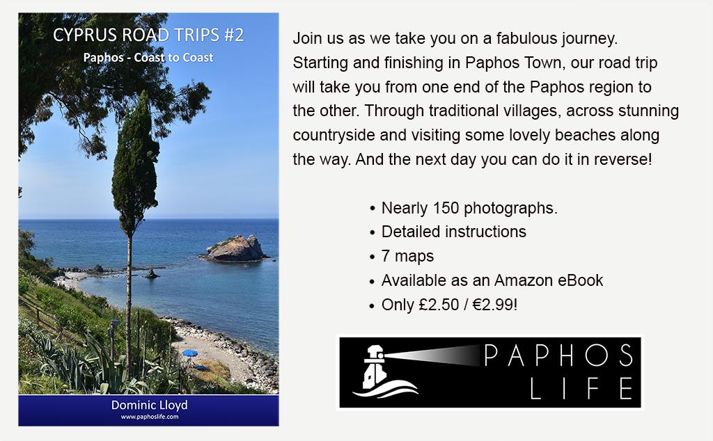 Paphos Road Trip 2