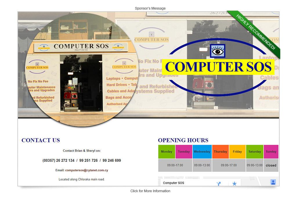 Computer SOS