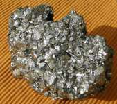 Pyrite Cluster From Xyliatos Mine