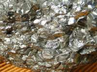 Rough Pyrite Close Up
