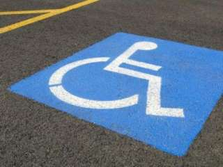 1,282 drivers booked for parking in spots reserved for disabled
