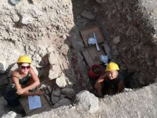 'Unexpected' discovery of skeletal burials at Paphos Agora excavatio
