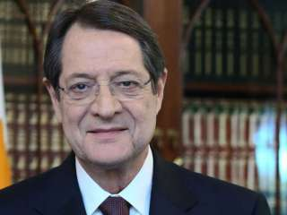 Anastasiades message to UK Prime Minister