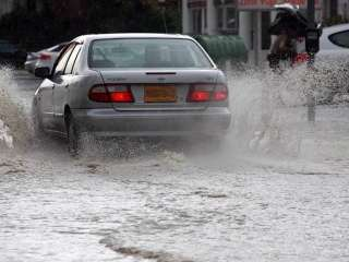 Bad weather causing problems in Paphos and Limassol