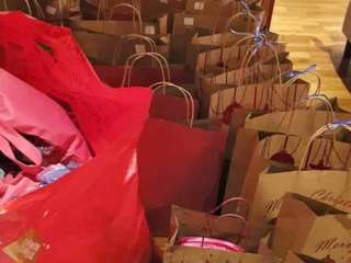 Christmas 'Gift of Love' urgent appeal for 20 more bags