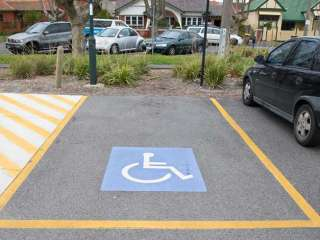 Don't park in disabled spots, police warn able-bodied drivers