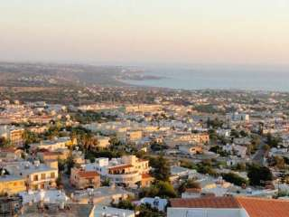 €1m to asphalt roads in Peyia