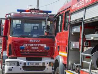Fire in Akamas burns around six hectares