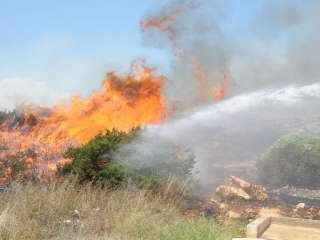 Fires in Lara, Pelathousa out of control