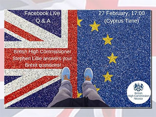 British High Commissioner to host live Facebook QA session