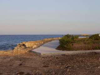 Illegalities regarding pedestrian path at Peyia Sea Caves (PHOTOS)