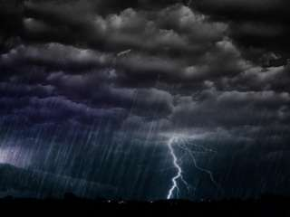 Met Office issues thunderstorm warning for tomorrow