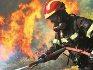 More than 250 fires in a day on Holy Saturday
