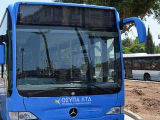 Paphos bus strike called off
