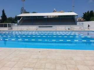 Paphos municipal swimming pool reopens