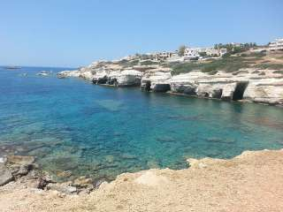 Peyia Sea Caves path illegal and must be removed authorities say