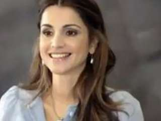 Queen Rania in Paphos for Cyprus sun
