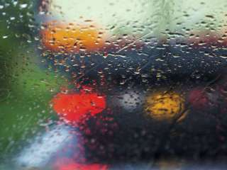 Scattered showers, possible thunderstorms expected