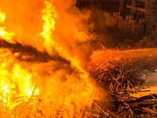 Serial arsonist targeting Paphos countryside