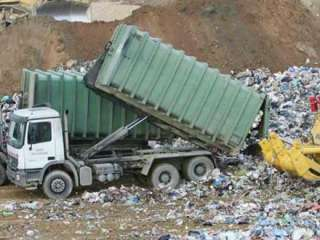 Two sentenced in landfill scandal
