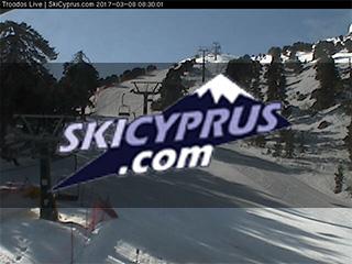 Ski Cyprus Troodos